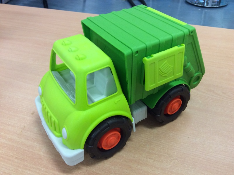 E2.200.2: Rubbish Truck
