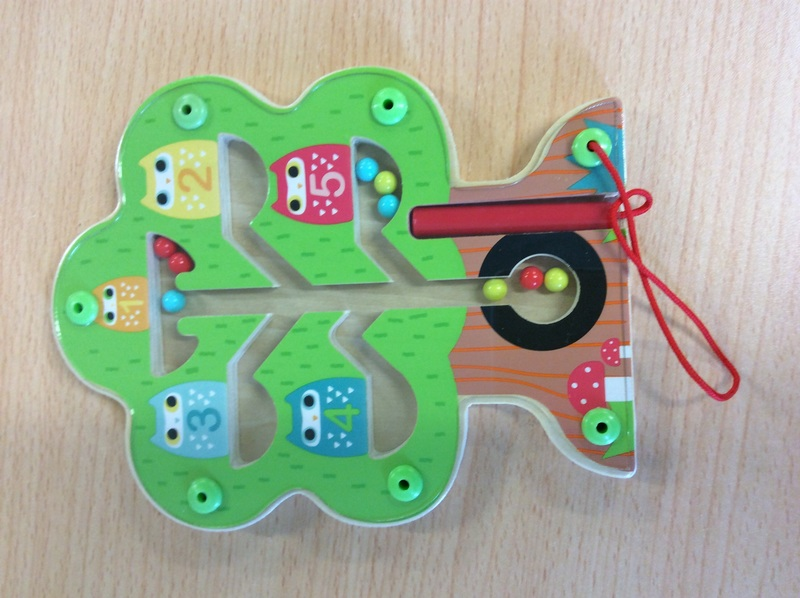 C1.001.2: Magnetic Beans Board