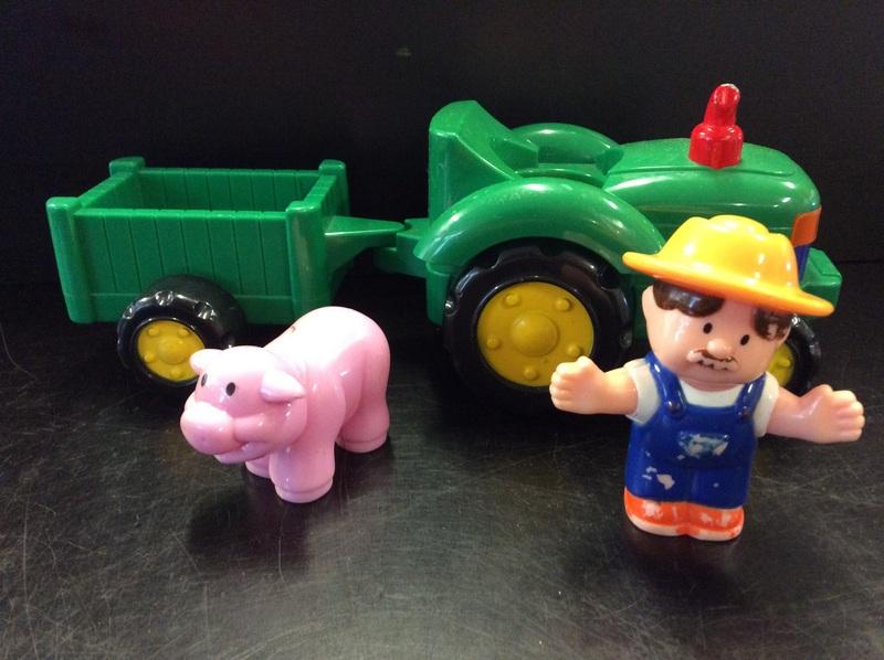 E2.044.1: Megcos Sing Along Farm Tractor