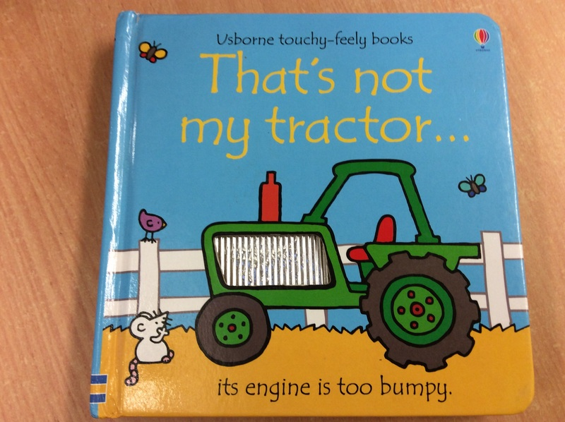 E3.037.1: That's not my tractor...