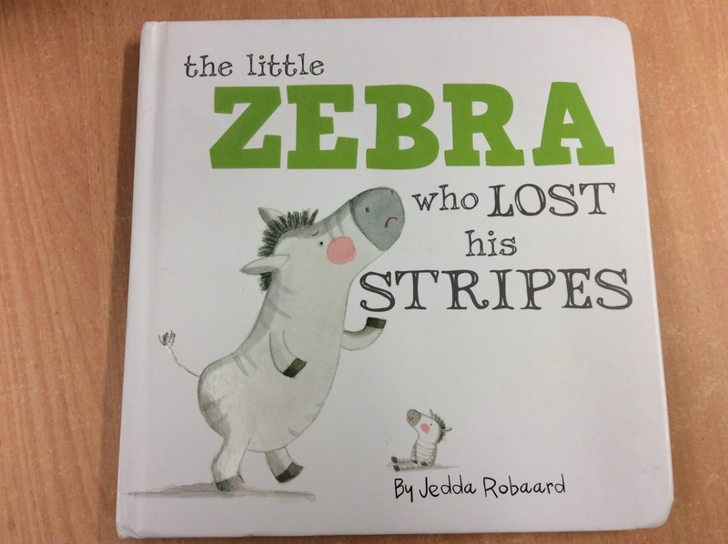 E3.046.1: the little Zebra who Lost his Stripes