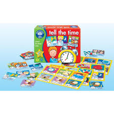 F3088.2: TELL THE TIME:LEARN THE TIME LOTTO