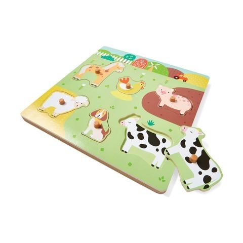 C201413: Farm Sound Puzzle