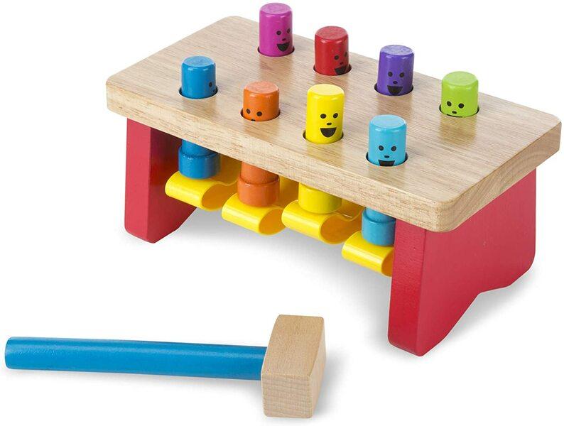 C10045: Pounding bench