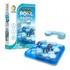 D100145: Penguins Pool Party