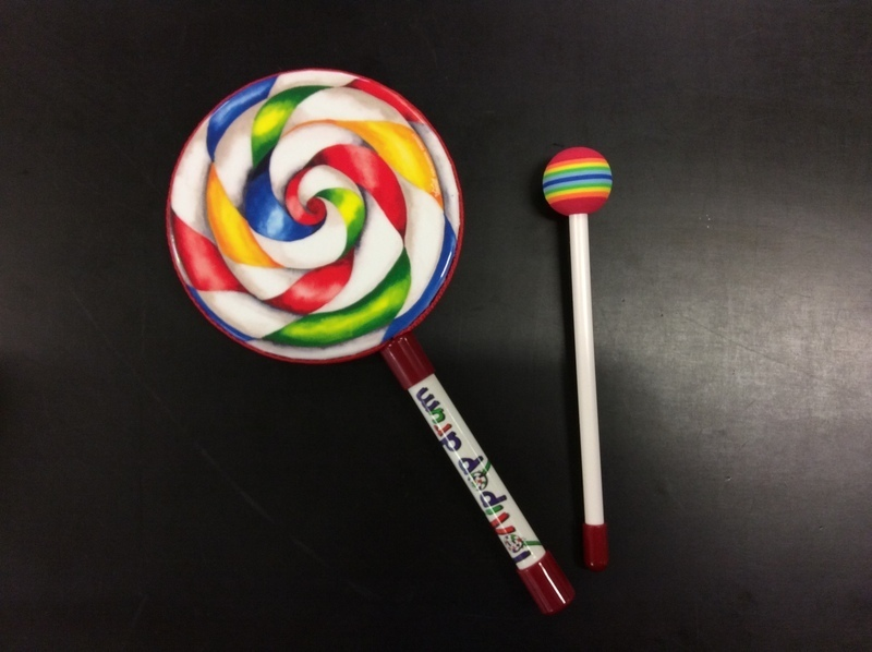 D23095: LOLLIPOP DRUM