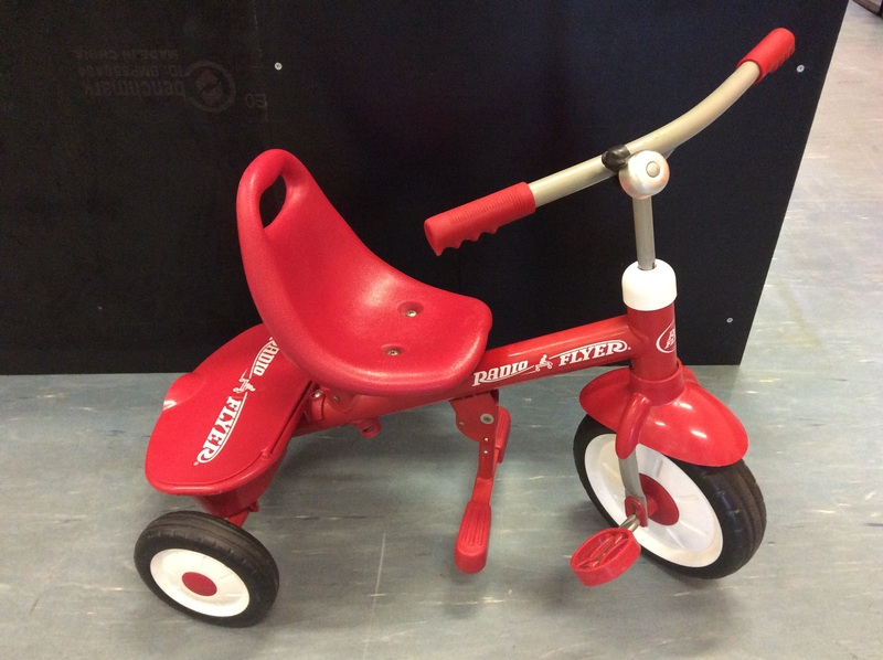 A2.10310: Tricycle Huffy