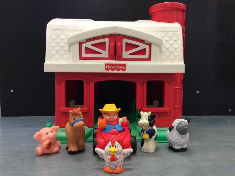 E27356: Little People Barn