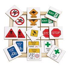 C4.572.1: SAFETY SIGNS MEMORY GAME