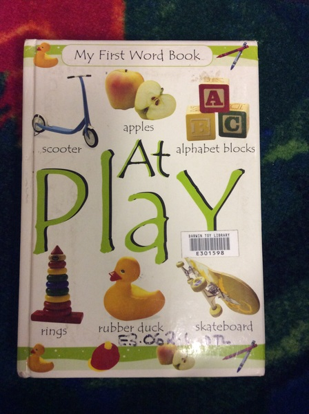 E3.062.1: MY FIRST WORD BOOK