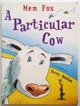 E3.107.1: A PARTICULAR COW