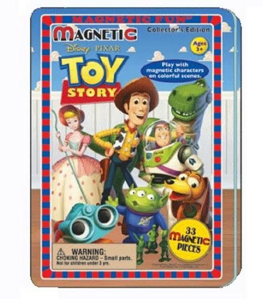 E2.198.1: MAGNETIC TOY STORY