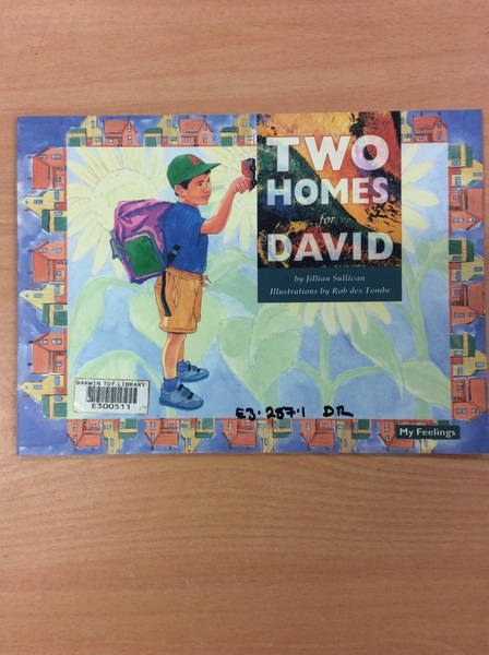 E3.257.1: TWO HOMES FOR DAVID  MY FEELINGS