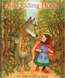 E3.281.1: RED RIDING HOD