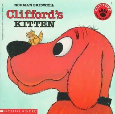 E3.329.2: CLIFFORD'S KITTEN