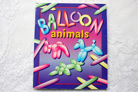 E3.365.1: BALLOON ANIMALS