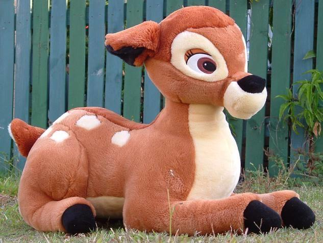 C4.469.1: LARGE PLUSH BAMBI