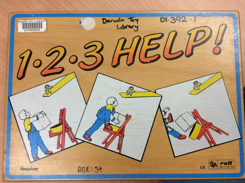 D1.392.1: 1-2-3 HELP