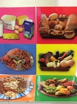 E3.500.1: TEACHERS PACK - HEALTHY FOOD POSTERS 6PC