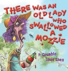 E3.517.1: THERE WAS AN OLD LADY WHO SWALLOWED A MOZZIE