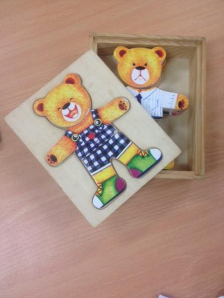 C2.012.3: BOY BEAR DRESSING BOX