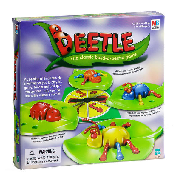 G1.266.1: BEETLE GAME