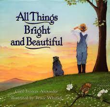 E3.642.1: ALL THINGS BRIGHT AND BEAUTIFUL