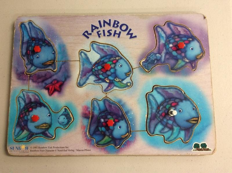 C2.640.1: RAINBOW FISH JIGSAW