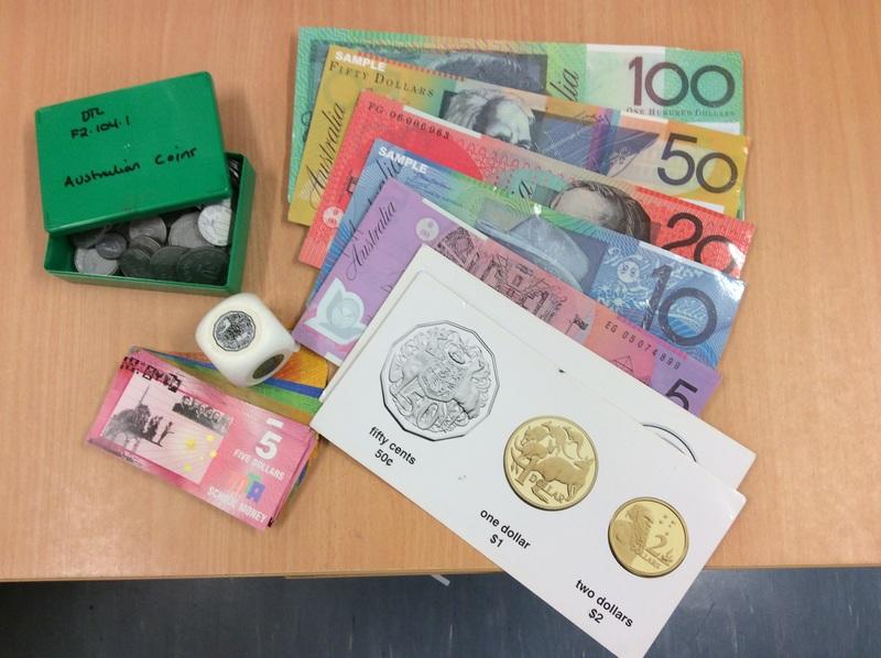 F2.104.1: AUSTRALIAN MONEY LEARNING