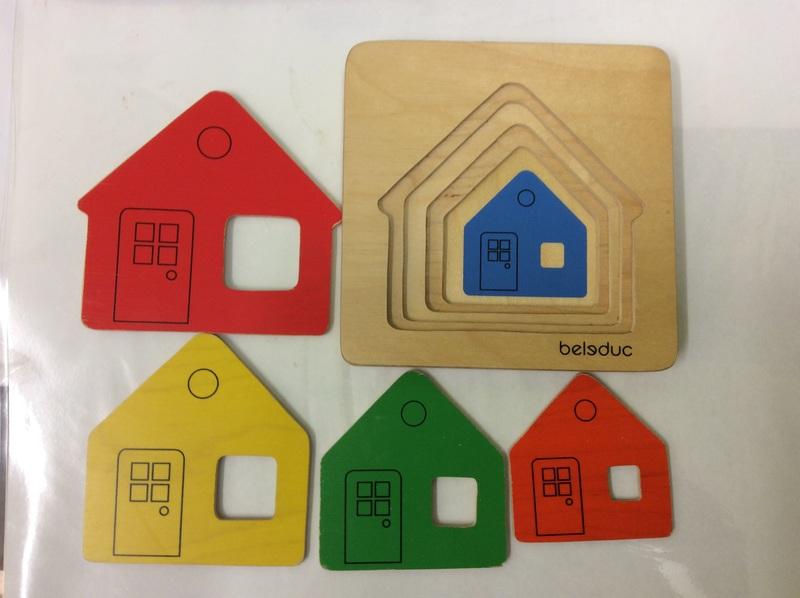 C2.095.1: LITTLE HOUSE LAYER PUZZLE