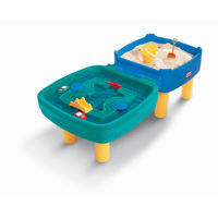 E1.401.1A: EASY STORE SAND & WATER TABLE