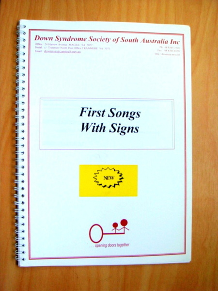 C4.781.1: FIRST SONGS WITH SIGNS
