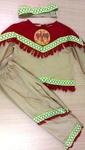E2.671.5: INDIAN BOY DRESS-UP