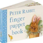 E3.100.1: PETER RABBIT FINGER PUPPET BOOK