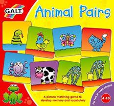 C4.886.1: ANIMAL PAIRS