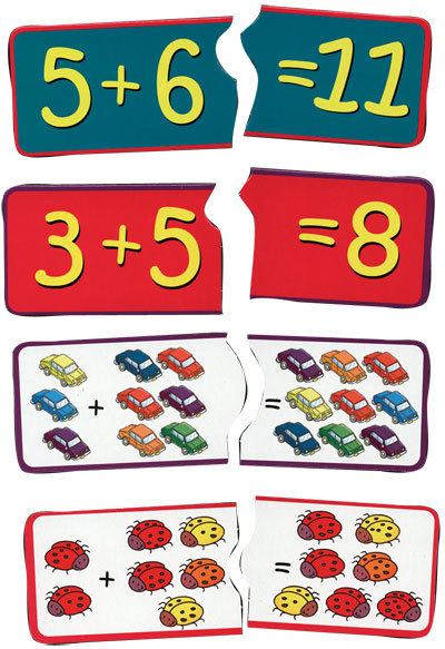 C4.906.1: COUNT AND ADD PUZZLE CARDS