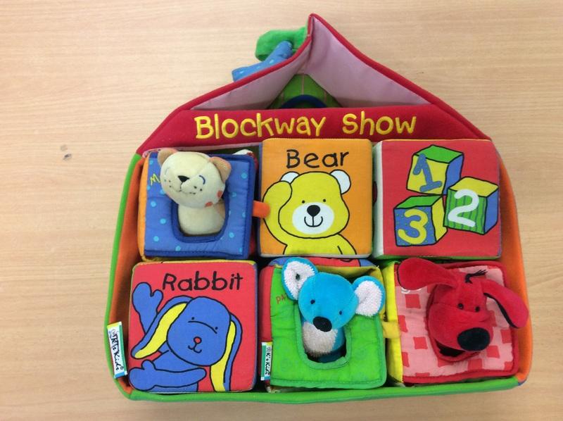 C4.929.1: BLOCKWAY SHOW HOUSE