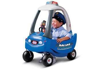 A2.329.5: PATROL POLICE CAR