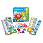 D1.414.1: INSEY WINCEY SPIDER COUNTING AND SHAPE GAME