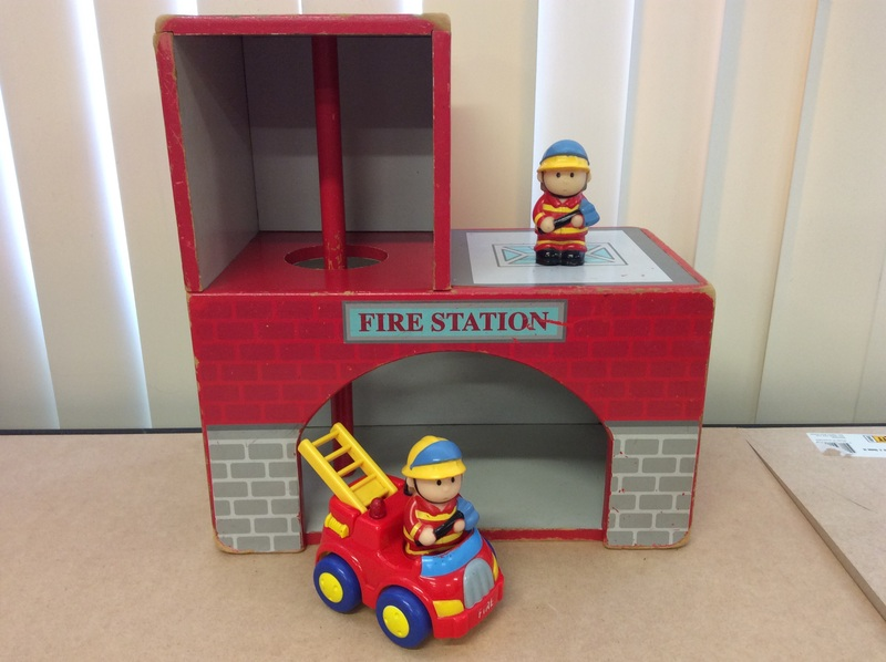 E2.754.1: FIRE STATION PLAYHOUSE