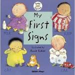 E3.875.1: MY FIRST SIGNS BOOK.