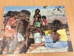 C2.018.1: Aboriginal Children At The Beach Puzzle