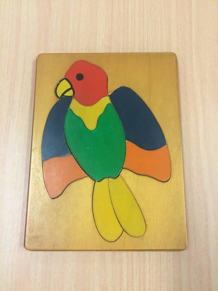 C2.126.1: BIRD PUZZLE