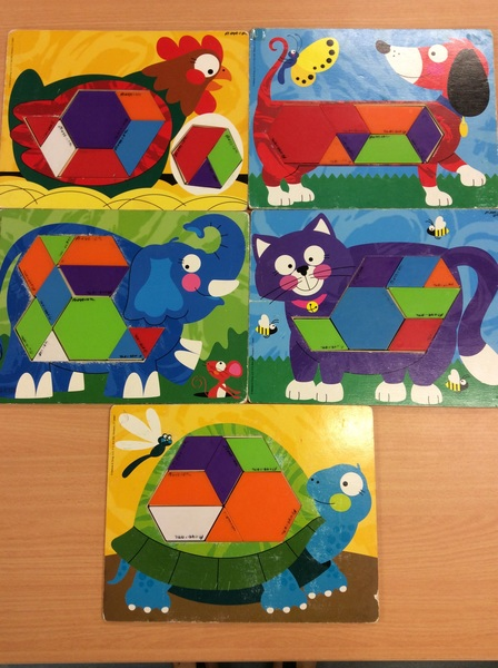 F1.049.1: ANIMAL PATTERN BLOCKS