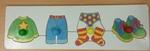 C2.107.1: CLOTHING PEG BOARD PUZZLE