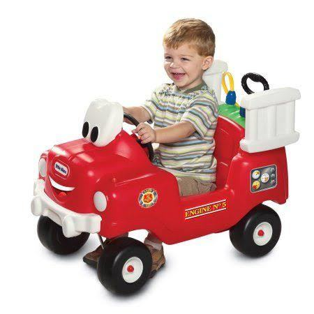 A2.394.2: SPRAY AND RESCUE FIRE TRUCK
