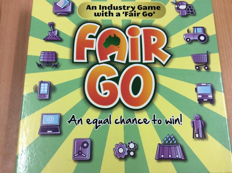 G1.108.1: FAIR GO GAME