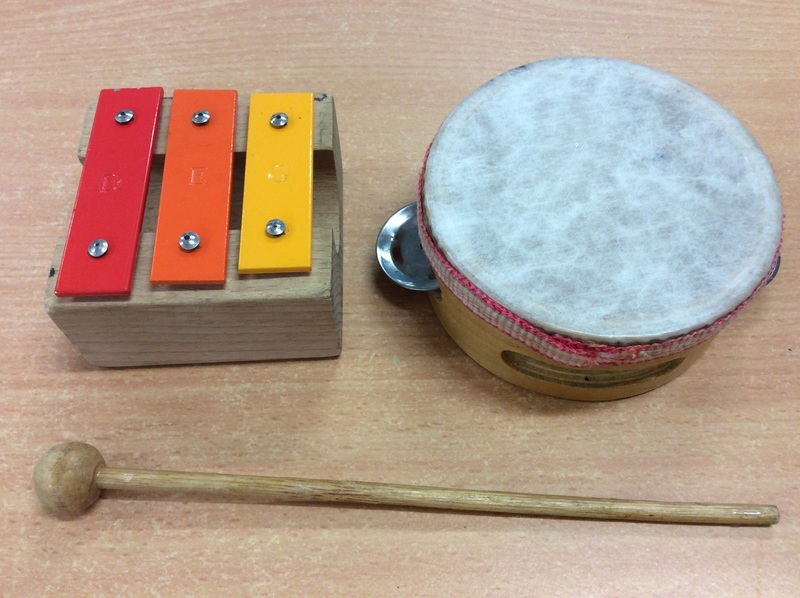 D2.391.1: SMALL WOODEN SOUND WORKSHOP