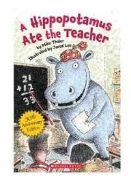 E3.907.1: A HIPPOPOTAMUS ATE THE TEACHER