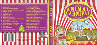 A6.023.1: ANIMAL CARNIVAL, 30 FAVOURITE SONGS